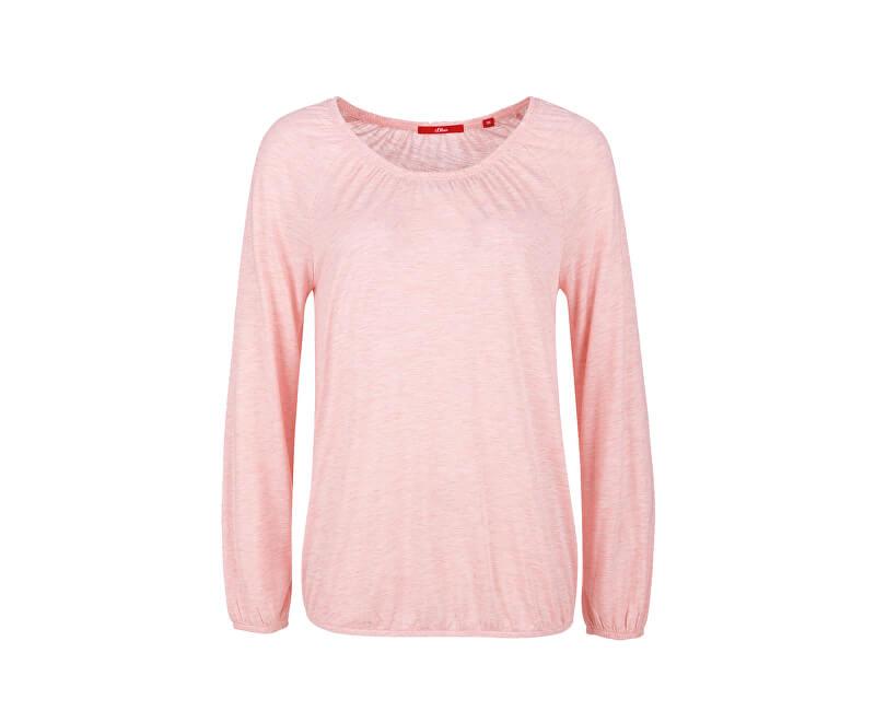 s.Oliver Dámské triko 14.711.31.4087.42W0 Pink