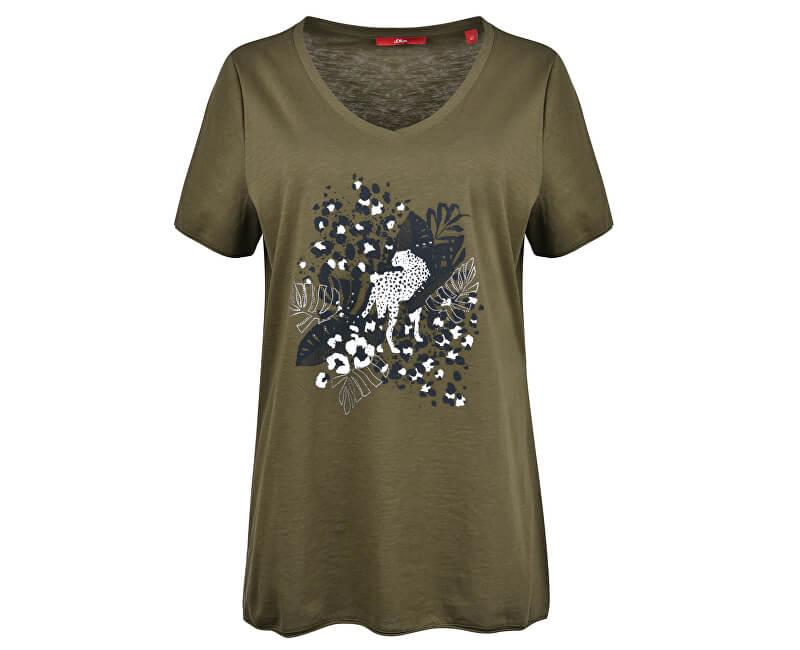 S.Oliver Dámske tričko 21.904.32.4295.79D0