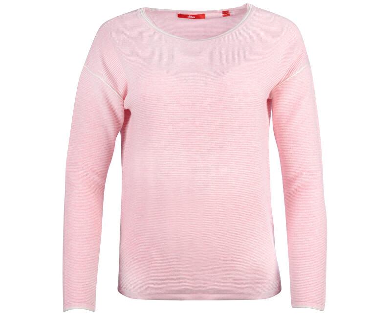 s.Oliver Dámský svetr 14.711.61.4206.42W0 Pink