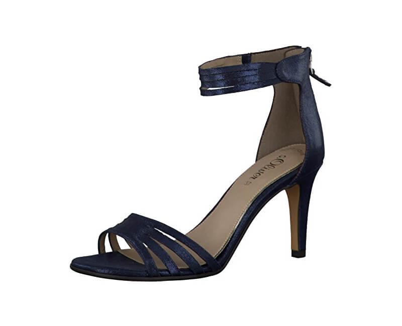 S.Oliver SandaleDark Blue 5-5-28331-28-806 pentru femei