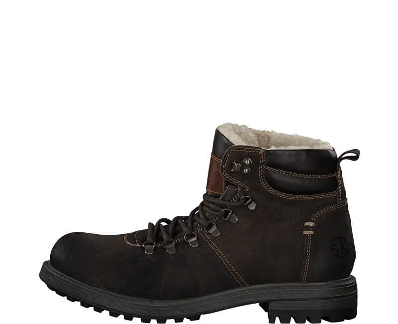 S.Oliver Pánské kotníkové boty Dark Brown 5-5-16221-21-302 - SLEVA ... 2cfe330dca