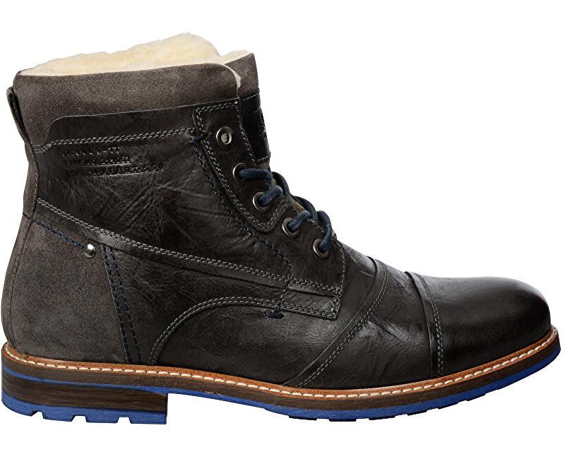 s.Oliver Pánské kotníkové boty Grey 5-5-16218-29-200