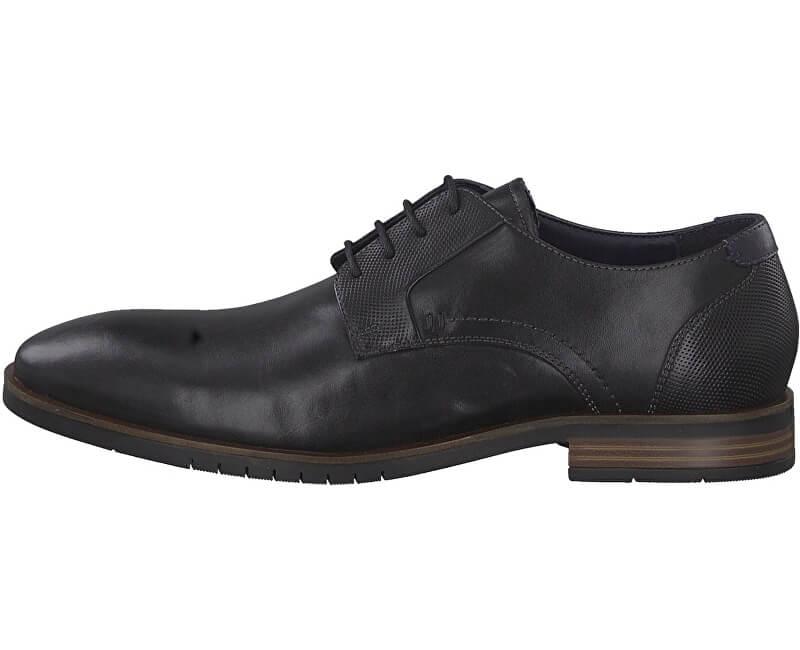 S.Oliver Pantofi pentru bărbați Black 5-5-13205-23-001