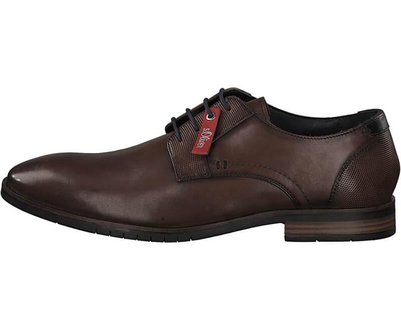 S.Oliver Pantofi pentru Cognac 5-5-13205-23-305