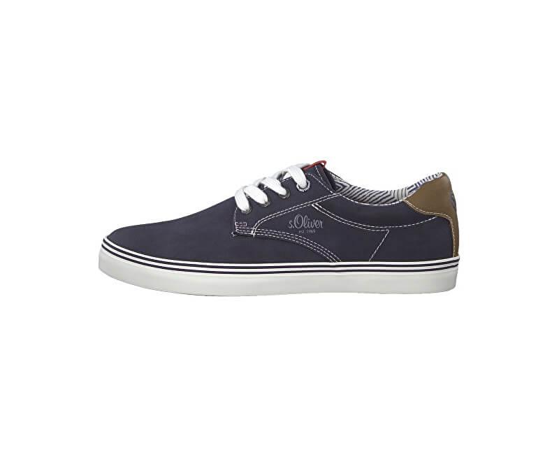 new concept 9c1a6 87c79 Herren Sneakers Navy 5-5-13609-22 805