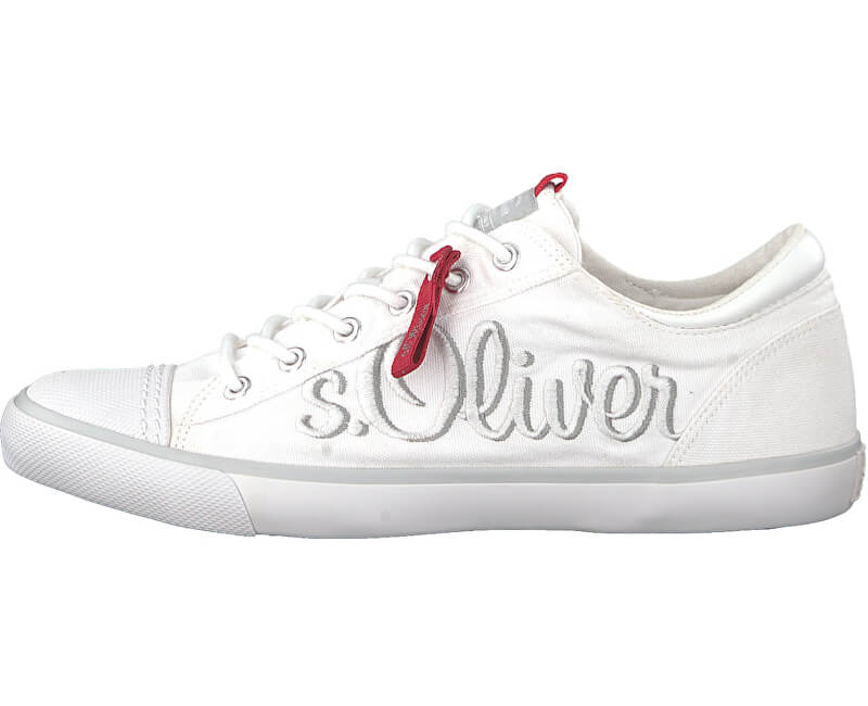 newest 5bf33 012f0 Herren Sneaker White 5-5-13619-20-100
