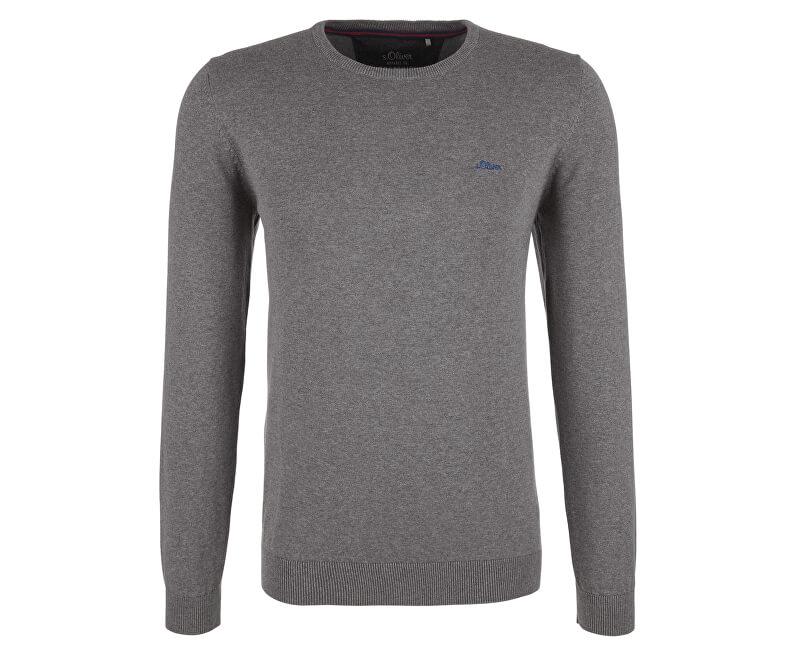 S.Oliver Pulover pentru bărbați 03.899.61.4544.9730 Blend Grey