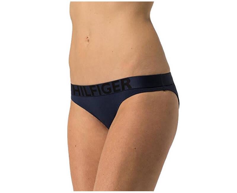 Tommy Hilfiger Dámské kalhotky Cotton Bold Bikini 1387905874-416 Navy Blazer