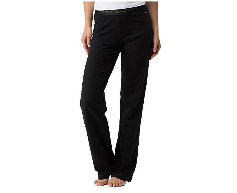 Tommy Hilfiger Dámské kalhoty Cotton Iconic Sleepwear Pants 1487904676-990 Black