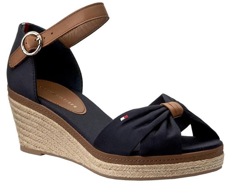 Tommy Hilfiger Dámske sandále E1285LBA 40D FW0FW00906 -403