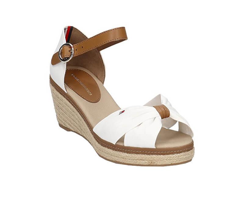 Tommy Hilfiger Dámske sandále Icon ic Elba FW0FW00906-121