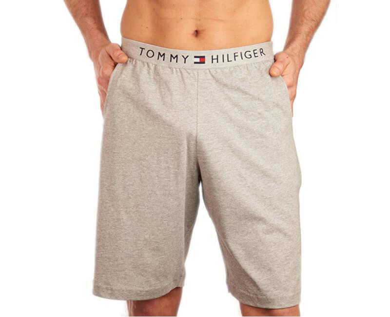 Tommy Hilfiger Pánské kraťasy Short UM0UM01203-004 Grey Heather