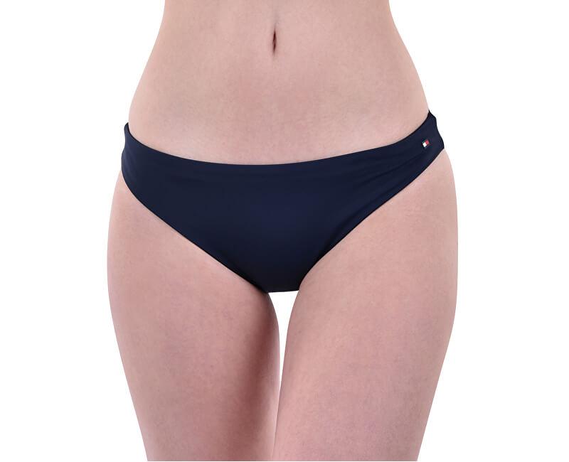 5244784b5e Tommy Hilfiger Női fürdőruha alsó Classic Bikini Navy Blazer UW0UW01469-416  Új
