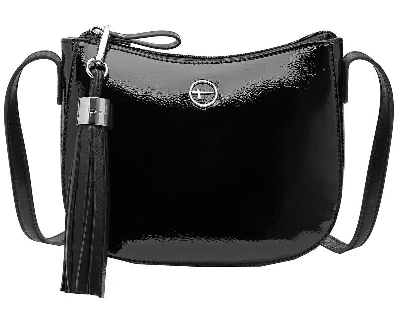 Tamaris Crossbody kabelka Magda Crossbody Bag S 3151192-098 Black Comb.