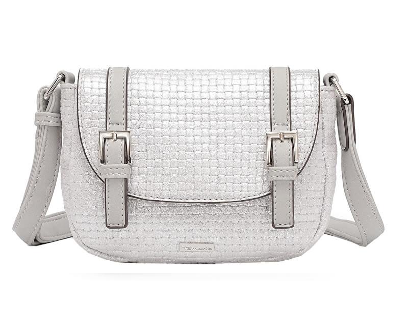 436e0f8001 Tamaris Kabelka Malou Crossbody Bag 3005191-590 Silver Comb ...