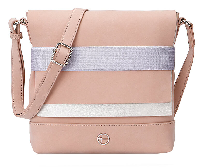 43e45a6617b65 Tamaris Kabelka Silvia Crossbody Bag 3087191-521 Rose | Vivantis.sk ...