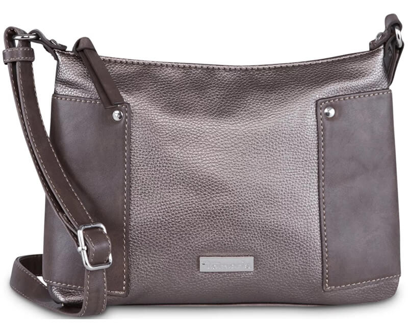 5df86844c Tamaris Dámska crossbody kabelka Edna Crossbody Bag 2907182-917 Pewter Comb