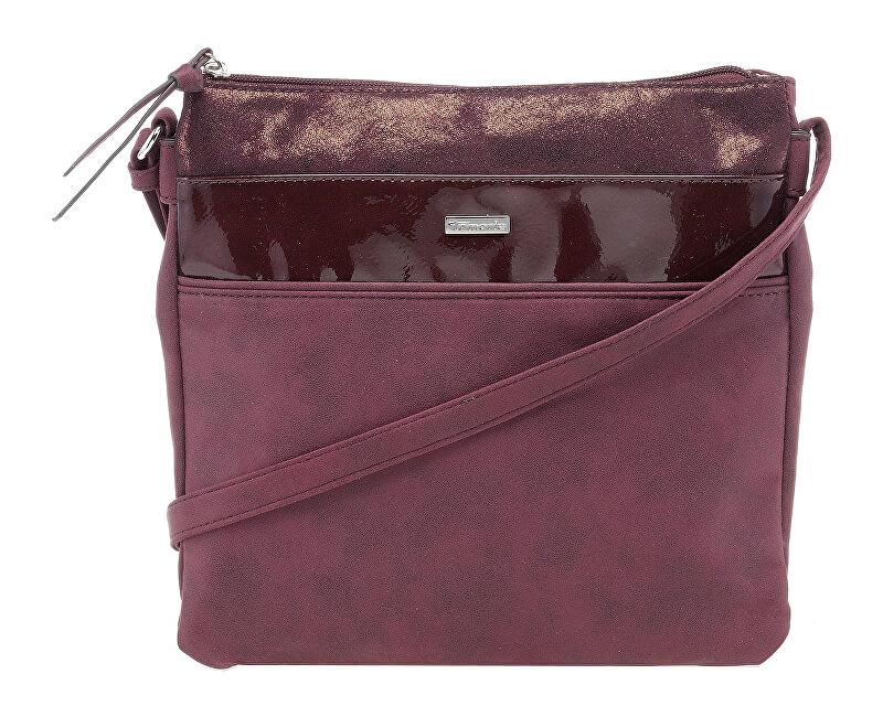 061d0fc497 Tamaris Dámská crossbody kabelka Khema Crossbody Bag 2854182-544 Bordeaux  Comb.