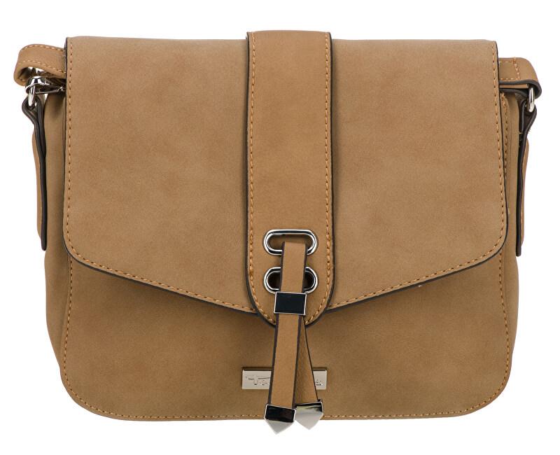 Tamaris Crossbody-Tasche für Damen Vina Umhängetasche S 2766182-309 Camel  Comb fd5b91488a
