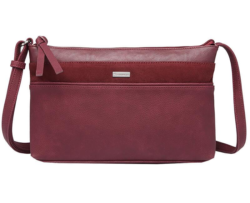 Tamaris Femeile de mână KHEMA Crossbody Bag S Bordeaux Comb