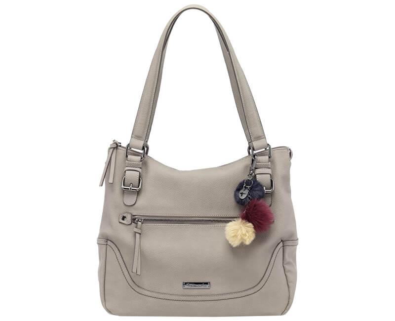540b5eced2 Tamaris Dámska kabelka Mei Shopping Bag 2759182-200 Grey