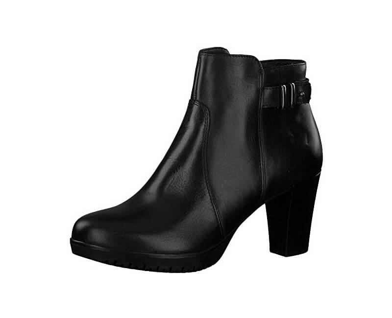 Tamaris Dámské kotníkové boty 1-1-25051-21-001 Black