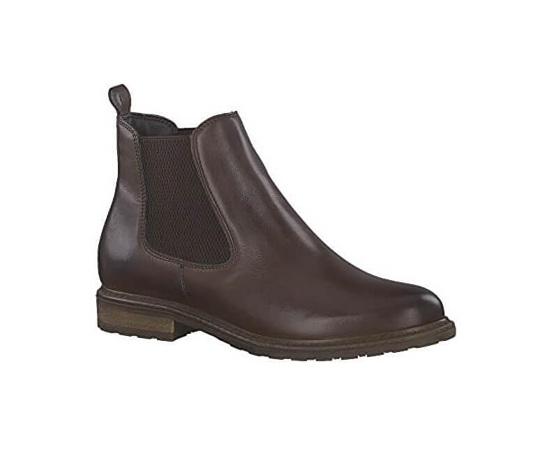Tamaris Dámské kotníkové boty 1-1-25056-21-356 Muscat Leather