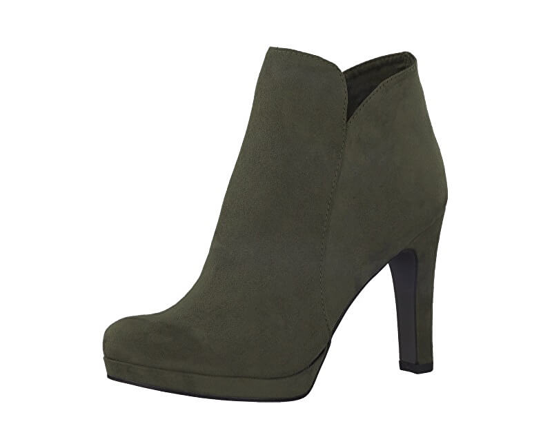 5678a62b5 Tamaris Dámske členkové topánky 1-1-25316-21-722 Olive | Vivantis.sk ...