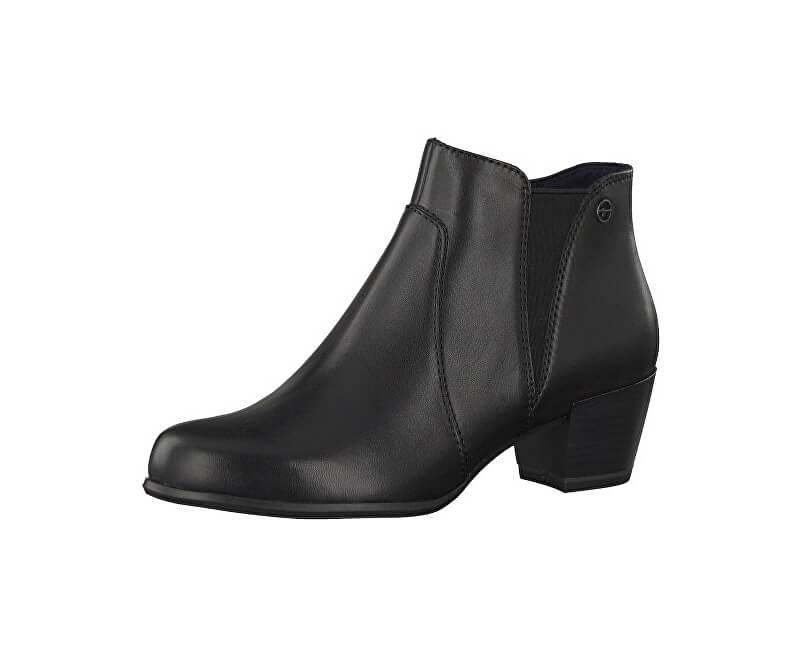 Tamaris Dámské kotníkové boty 1-1-25353-21-001 Black
