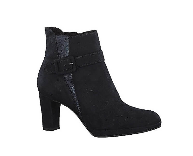Tamaris Dámské kotníkové boty 1-1-25363-21-805 Navy