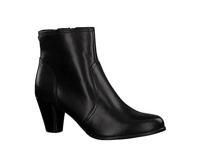 Tamaris Dámské kotníkové boty 1-1-25377-21-001 Black