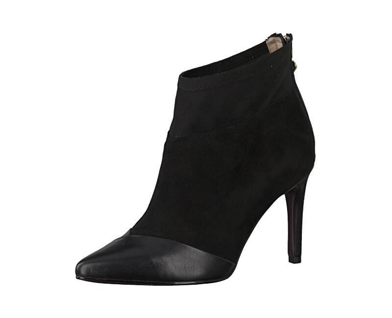 Tamaris Dámské kotníkové boty 1-1-25384-21-001 Black