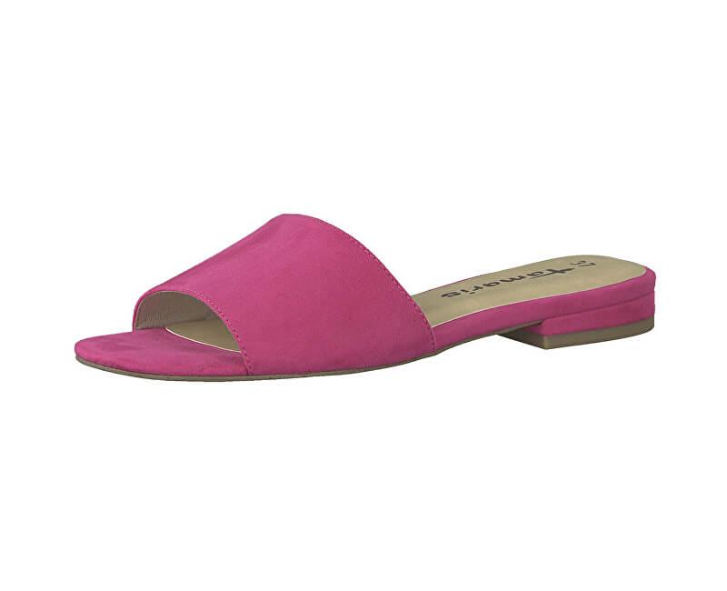 Tamaris Dámske šľapky 1-1-27104-22-510 Pink