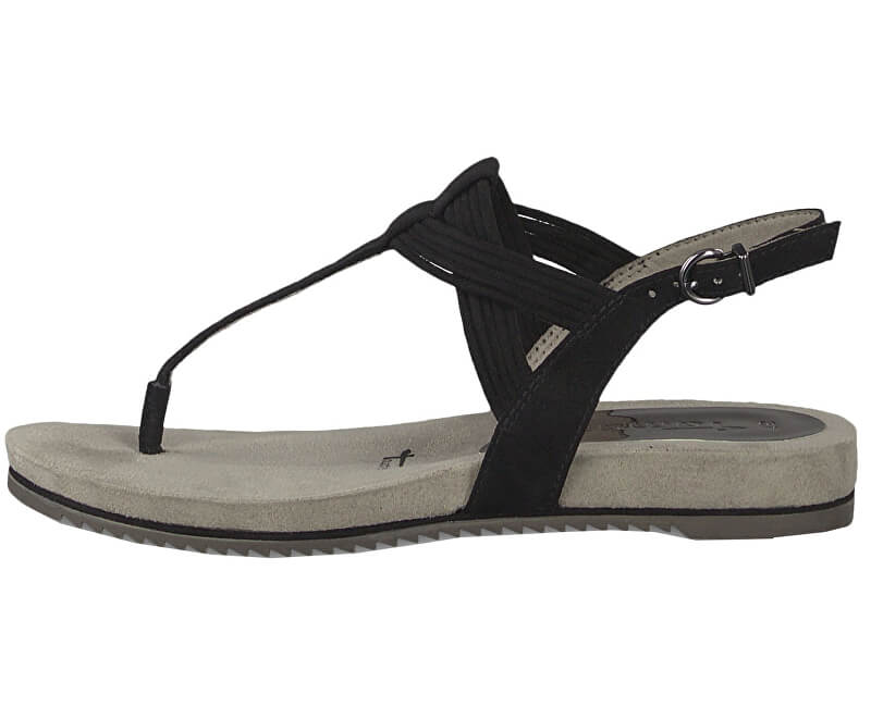 661c0350198d Tamaris Dámske sandále 1-1-28107-22-001 Black Novinka
