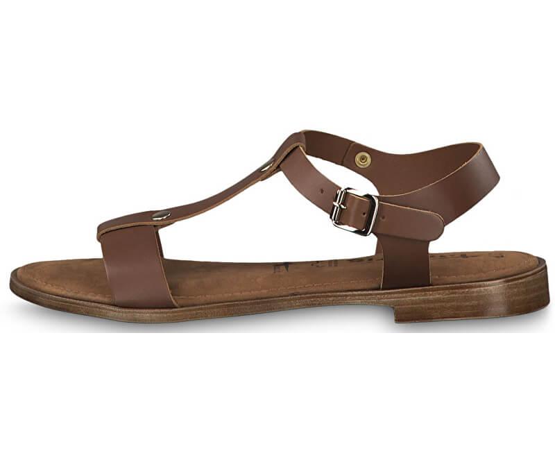 6a2c89dc0bd01 Tamaris Dámske sandále 1-1-28149-22-307 Cognac Uni | Vivantis.sk ...
