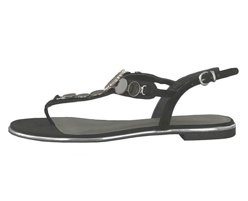 Tamaris Dámske sandále 1-1-28151-22-001 Black