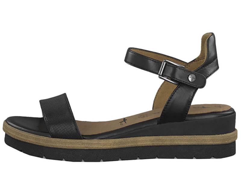 Tamaris Dámske sandále 1-1-28328-22-906 Black