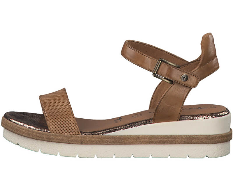 ab0c6dd60ab6 Tamaris Dámské sandále 1-1-28328-22-954 Nut Doprava ZDARMA ...