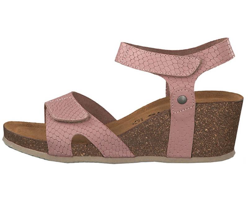 Tamaris Dámske sandále 1-1-28700-22-530 Pink Structure