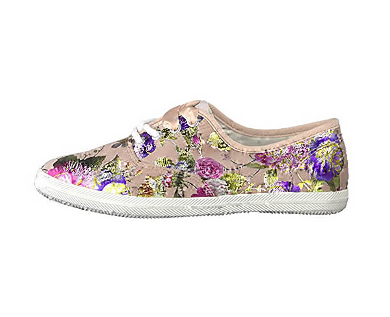 05f0b4140a8e37 Tamaris Damen Sneakers 1-1-23609-22 -584 Rose Flower