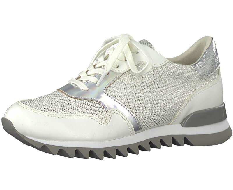 Tamaris Dámské tenisky 1-1-23614-20-191 White/Silver