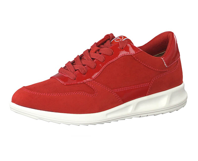 Tamaris Dámské tenisky 1-1-23625-22-500 Red
