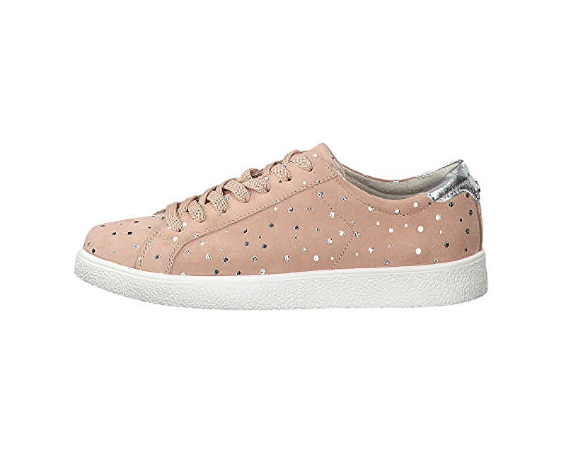 Sneakers 1 23631 22 Rose Sued.Dots 529