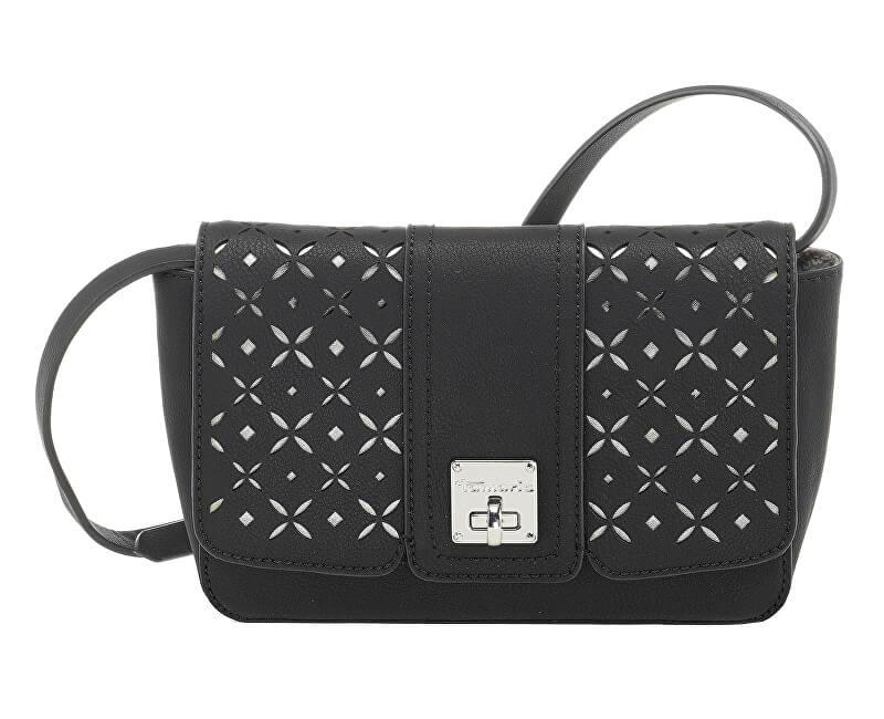 Tamaris Elegantní crossbody kabelka Beate Crossbody Bag S 2580181-001 Black