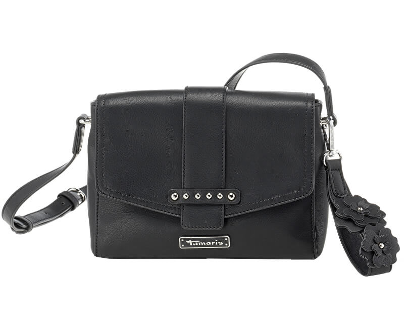 Tamaris Elegantní crossbody kabelka Danila Crossbody Bag S 2672181-001 Black