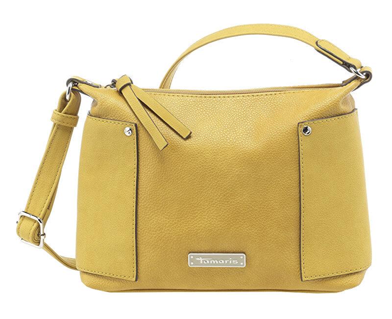 Tamaris Elegantní crossbody kabelka Edna Crossbody Bag S 2571181-687 Yellow Comb