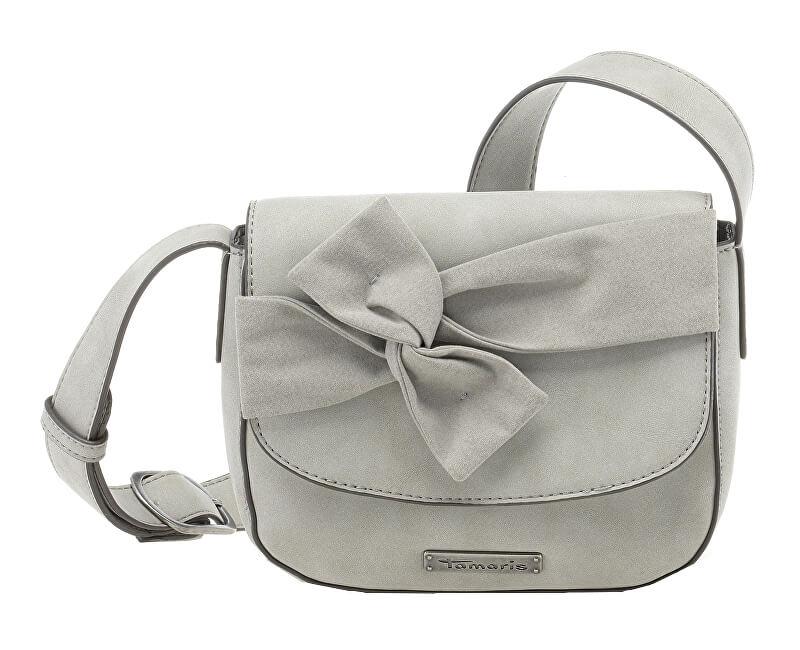 Tamaris Elegantní crossbody kabelka Georgette Crossbody Bag 2691181-204 Light Grey
