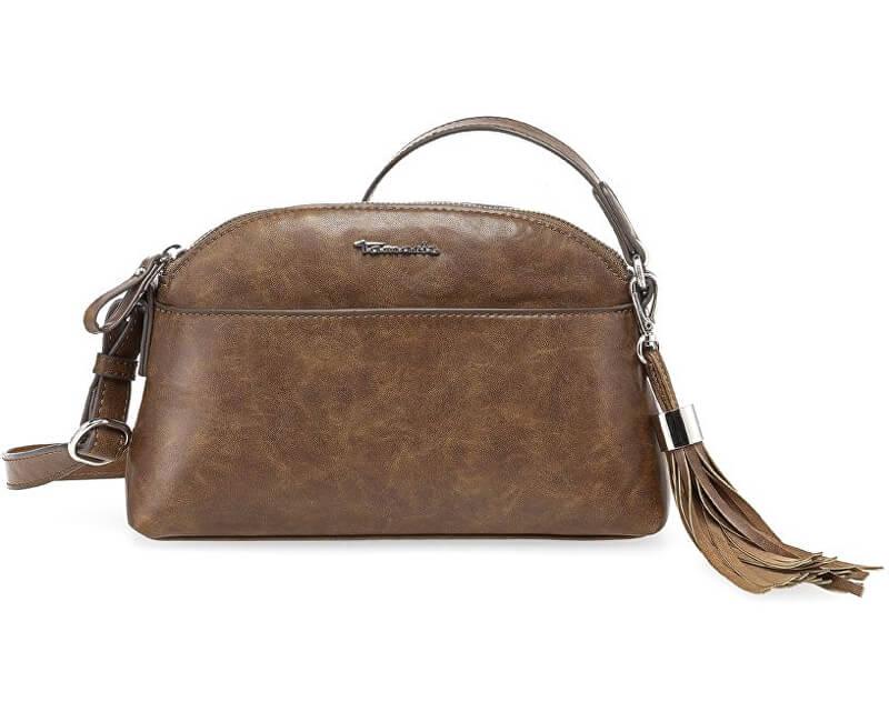 b0ceb7e9bd53 Tamaris Elegantná crossbody kabelka Melanie Crossbody Bag 2276172-305 Cognac
