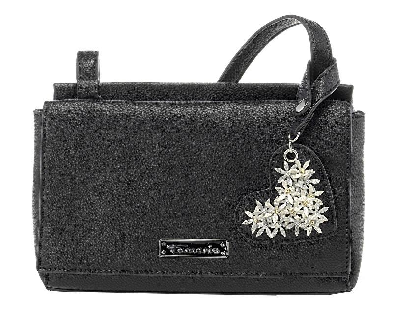 Tamaris Elegantní crossbody kabelka Milla Crossbody Bag S 2677181-001 Black