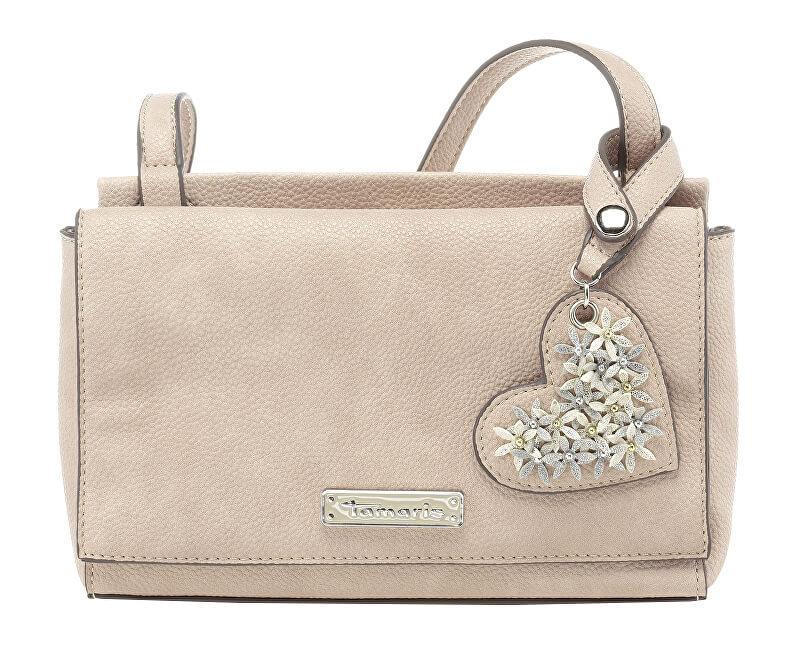 Tamaris Elegantní crossbody kabelka Milla Crossbody Bag S 2677181-521 Rose